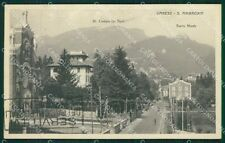 Varese Sant'Ambrogio cartolina QK8086