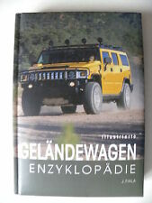 Livre automobile en allemand encyclopédie GELANDEWAGEN ENZYKLOPADIE