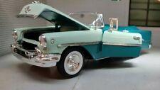 G LGB 1:24 Escala 1955 Odlsmobile Súper 88 22432 Detallado Welly Coche Modelo