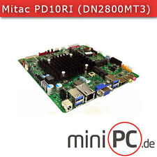 Mitac pd10ri (Intel dn2800mt3) mini-ITX placa madre o base [fanless]