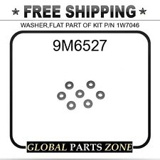 9M6527 - WASHER,FLAT PART OF KIT P/N 1W7046 4D7871 for Caterpillar (CAT)