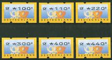 Bund ATM 3.2 ** VS1 postfrisch Automatenmarken fettes Posthorn NAGLER Mi.100 €