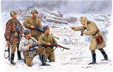 Russian Infantry Korsun-Shevchenkovskiy 1/35 Master Box 3529