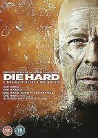 Die Hard - Legacy Collection(5 Film) DVD Nuovo DVD (5643401000)
