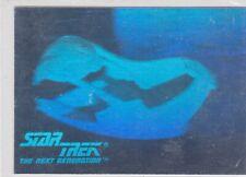 1992 STAR TREK ROMULAN WARBIRD STARSHIP HOLOGRAM CHASE CARD 03H