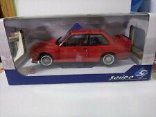 BMW M3 E30 1990 1/18 Solido