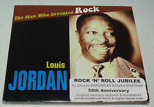 Louis Jordan * The Man Who Invented Rock remastered (Magic) CD New Sealed