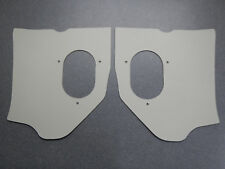 1963 Buick Skylark Special Kick Panels Covers Thick Cardboard Pair 63  BRAND NEW
