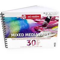Royal Talens – Art Creation A4 Mixed Media Paper Sketchbook – 30 Sheets – 250gsm