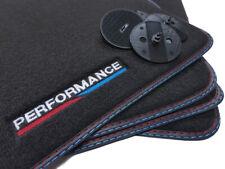 Tappetini professionisti in Velour tappetini Performance per BMW e90 Berlina ab BJ 2005-2012