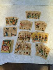Older Version Ed-U-Cards Popeye Card Game King Features Syn. Back Is Different