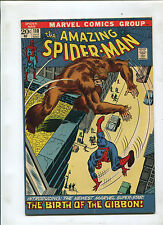THE AMAZING SPIDER-MAN #110 (9.0) THE BIRTH OF THE GIBBON