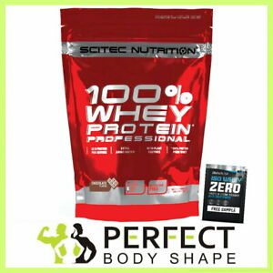 SCITEC NUTRITION 100% WHEY PROTEIN PROFESSIONAL ISOLATE & CONCENTRATE 500G BAG