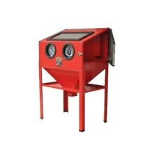 Cabine de sablage Sableuse, Microbilleuse Aerogommeuse 220 litres + accessoires