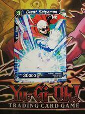 Great Saiyaman 1x SD6-05 ST Dragon Ball Super
