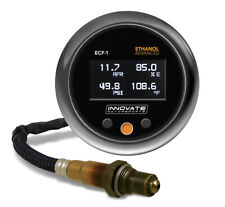 Innovate ECF-1 (BOOST) Ethanol Content & Air/Fuel Ratio Gauge AFR Wideband 02 O2