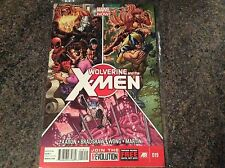 Wolverine And The Xmen #19 Comic! Look In The Shop!