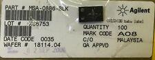 MSA-0886 AGILENT MMIC TRANSISTOR 5GHz  9V +32dB  500mW (x1) GEN UK STOCK fd7b41