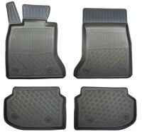 OPPL Fußraumschalen statt Gummimatte für BMW 5er F11 F10 2010-2013 nicht x-drive