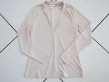 H&M hüftlange Damenblusen, - tops & -shirts mit V-Ausschnitt