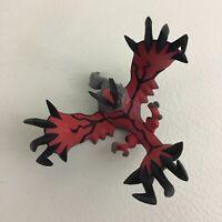 "Yveltal Legendary Dark Pokemon Toy 2.5"" PVC Figure Game Freak Nintendo"