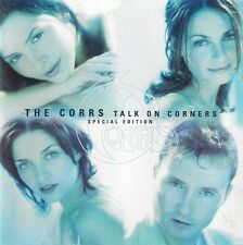 THE CORRS<>TALK ON CORNERS<>SPECIAL EDITION with cards ~