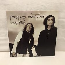 JIMMY PAGE ROBERT PLANT - No Ouarter - LP UK Original Fontana Vinyl Records