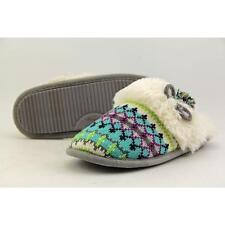 Canvas Medium Width (B, M) Slippers for Women