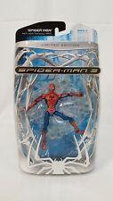 Spider-man 3 Limited Edition Metallic Figure