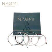 NAOMI Violin String For 4/4 3/4 Violin Steel Strings G D A & E Strings NEW