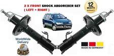 FOR TOYOTA PICNIC 2.0 2.2D 1996-2001 2 FRONT RIGHT + LEFT SHOCK ABSORBER SHOCKER