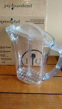 Pampered Chef Mint Condition Quick Stir Pitcher, TWO Quarts FREE SHIPPING! #2278