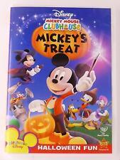 Mickey Mouse Clubhouse - Mickeys Treat (Dvd, Disney, Halloween) - H0516
