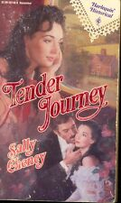 Tender Journey by Sally Cheney (1992, Paperback)