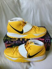 Kyrie 6  TB Promo Basketball Shoes SZ15-Yellow  White -CW4142 700