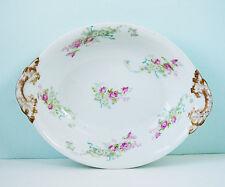 Limoges Vegetable Bowl, Wm. Guerin & Co. France