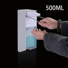 Seifenspender 500 ML Wandseifenspender Desinfektionsmittelspender Wandmontage