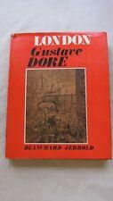 Old Book London Gustav Dore & Blanchard Jerrold 1971 DJ GC