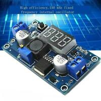 DC-DC Buck Step Down Converter Module LM2596 Voltage U8H5 Voltmeter New R9S7