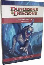 MANUALE D&D 4ª EDIZIONE - DRACONOMICON I: DRAGHI CROMATICI: D&D 4ª EDIZIONE