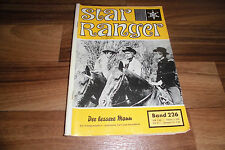 STAR RANGER WESTERN # 226 -- der BESSERE MANN // ca 1960er