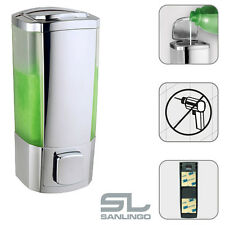 Wand Seifenspender Flüssigseifenspender Dispenser Shampoo Seife Spender Sanlingo
