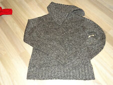 Rollkragenpullover meliert grau Gr.164/170 H4kids Versand: 3€