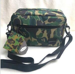 2020 Men Women Yellow & Green Camo Monkey Waist Bag Shoulder Crossbody Bags