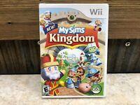 MySims Kingdom (Nintendo Wii, 2008) BRAND NEW SEALED - Ships Fast