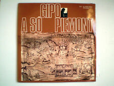 GIPO A SO' PIEMONT LP DISCO VINILE 33 GIRI
