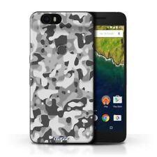 Housses et coques anti-chocs blanc Pour Huawei Nexus 6P pour téléphone mobile et assistant personnel (PDA)