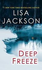 Deep Freeze by Lisa Jackson (2015, Paperback) West Coast 1