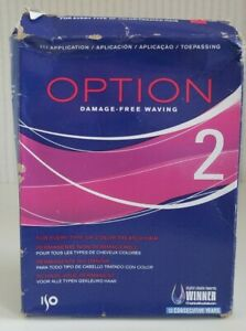 ISO OPTION #2 PERM KIT for Every Type Of Color-Treated Hair Professional