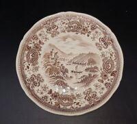 Villeroy & Boch Burgenland braun: Brotteller / kleiner Teller ca 17 cm